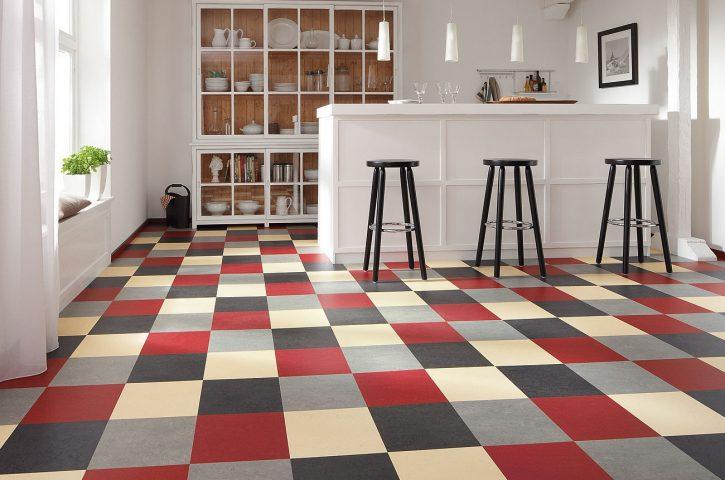 Conoce la diferencia entre piso de linóleo y piso vinílico