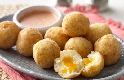Bocaditos de tapioca, una deliciosa opción para tu fiesta