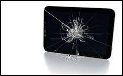 reparación de tablet