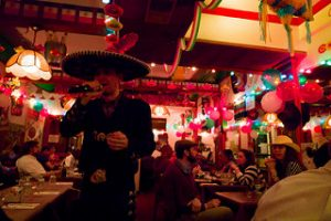 bar mariachi en Bogotá